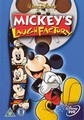 MICKEY'S LAUGH FACTORY  (DVD)