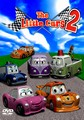 LITTLE CARS IN THE GREAT RACE 2  (DVD)