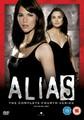 ALIAS-SERIES 4 (DVD)