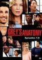 GREYS ANATOMY-COMPLETE SER.1 (DVD)