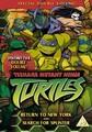 TEENAGE MUTANT TURTLES 7 & 8  (DVD)