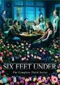 SIX FEET UNDER SEASON 3  (DVD)
