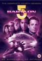 BABYLON 5 SERIES 4  (DVD)
