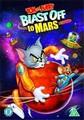 TOM & JERRY - BLAST OFF TO MARS  (DVD)