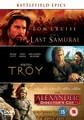 LAST SAMURAI / ALEXANDER / TROY  (DVD)