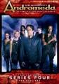 ANDROMEDA - COMPLETE SEASON 4  (DVD)