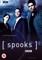 SPOOKS - COMPLETE SEASON 4  (DVD)