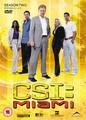 CSI MIAMI SERIES 2 BOX 1  (DVD)