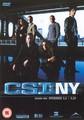CSI NEW YORK SERIES 1 PART 1 (DVD)
