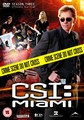 CSI MIAMI SERIES 3 BOX 1  (DVD)