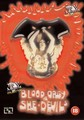 BLOOD ORGY OF THE SHE - DEVILS  (DVD)
