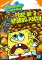 SPONGEBOB - FEAR OF KRABBY PATTY  (DVD)