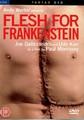 FLESH FOR FRANKENSTEIN (WARHOL)  (DVD)