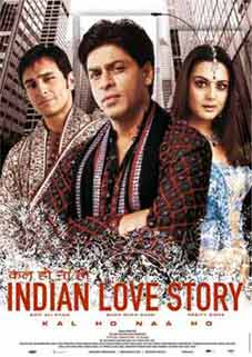 INDIAN LOVE STORY (DVD) - Nikhil  Advani