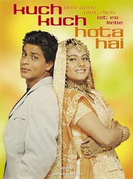 KUCH KUCH HOTA HAI (DVD) - Karan Johar