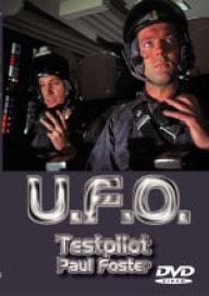 UFO VOL.3 - TESTPILOT PAUL FOSTER (DVD)