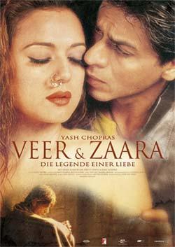 VEER UND ZAARA - DIE LEGENDE EINER LIEBE (DVD)