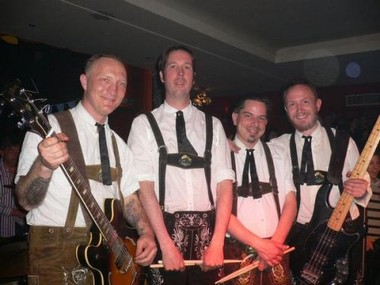The Monsters in Lederhosen