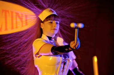 The Great Voltini & Nurse Electra's Electrocution Show