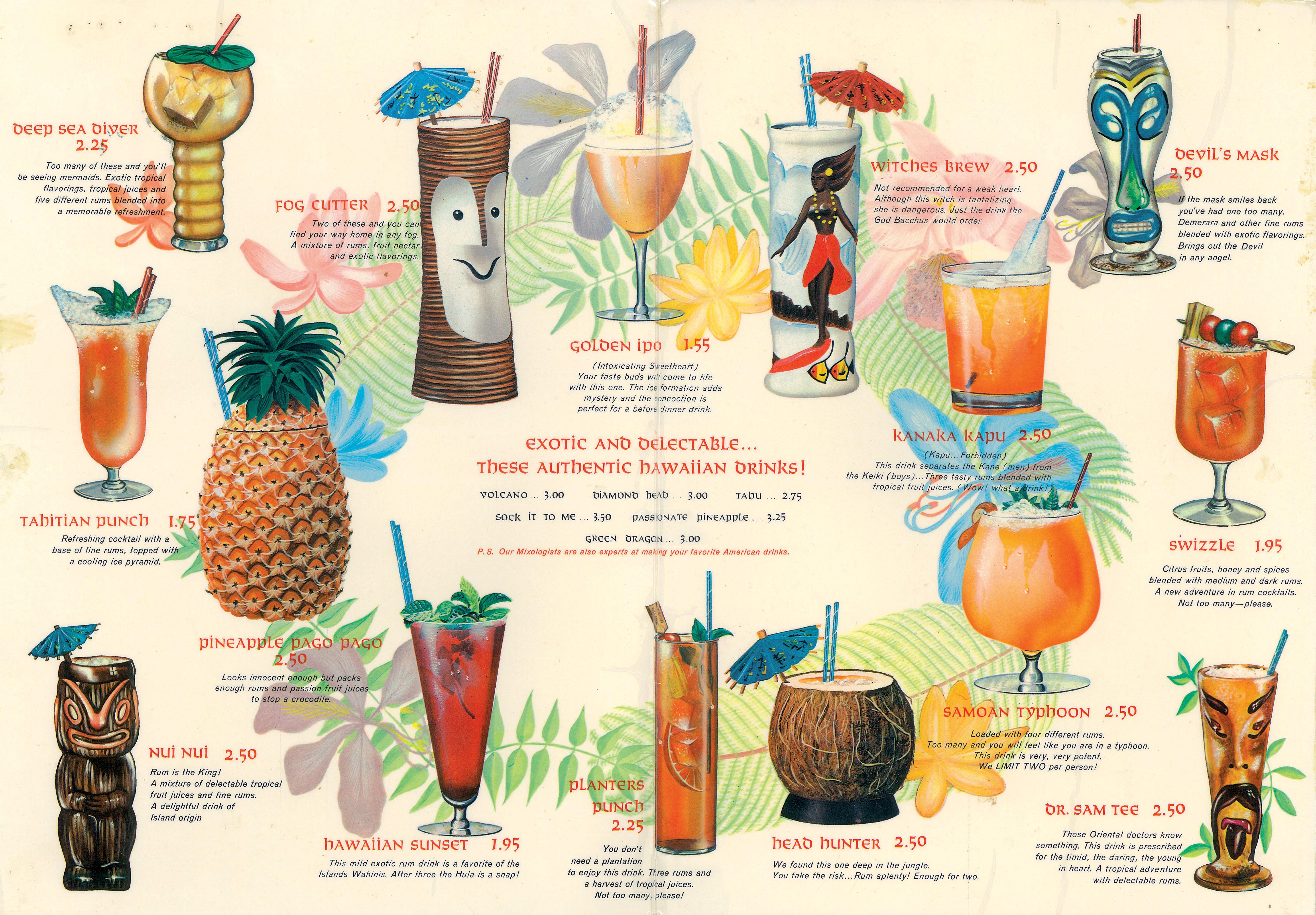 Cocktails Vintage 119