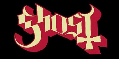 GHOST Logo Strandlaken