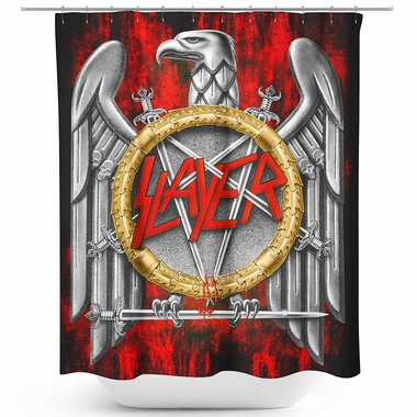 Slayer Duschvorhang