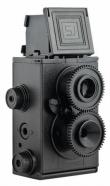 Recesky Twin-Lens Spiegelreflexkamera