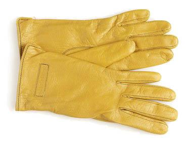 Frank Dandy Handschuh - girls yellow
