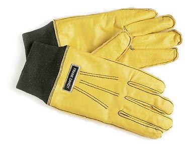 Frank Dandy Handschuh - lyden yellow