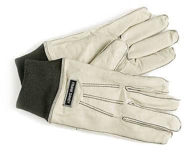 Frank Dandy Handschuh - lyden white