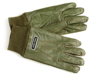 Frank Dandy Handschuh - lyden green
