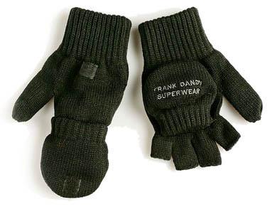 Frank Dandy Handschuh - mixglove black
