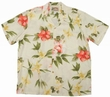 Original Hawaiihemd - Hibiscus Summer - Cream - Paradise Found