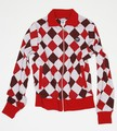 NABHOLZ - ALF JACKET RED