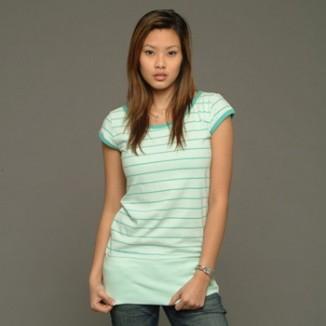 Naketano - Latisha light turquoise - Girls Shirt