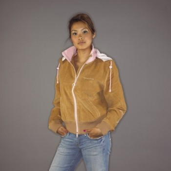 Naketano Jacke - carola light brown