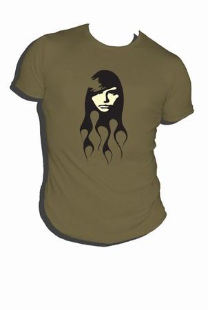 Firehead - olive - shirt