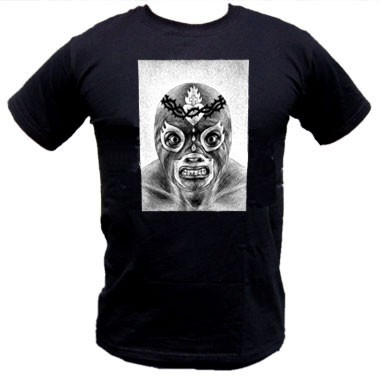 Thomas Ott - Luche (Wrestler) - shirt