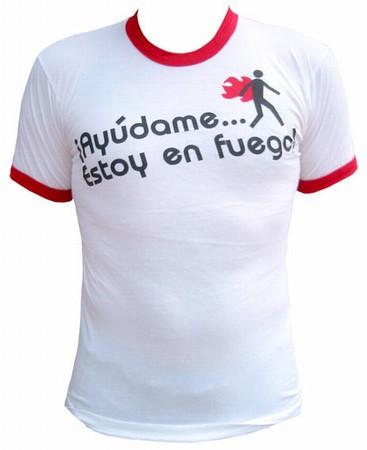 VintageVantage - Fuego shirt