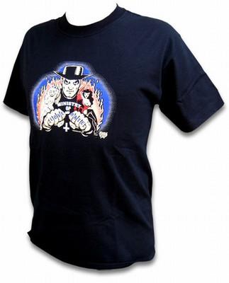 Vince ray - Preacher Shirt