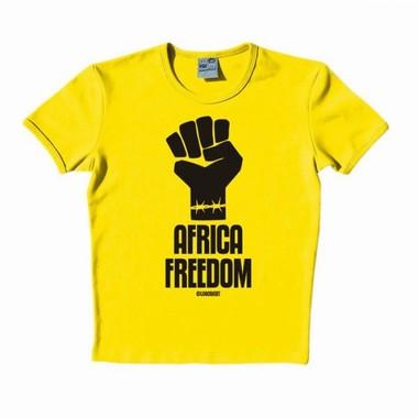 Logoshirt - Africa Freedom - Shirt