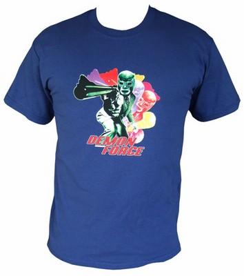 Demon Force - Blue Shirt