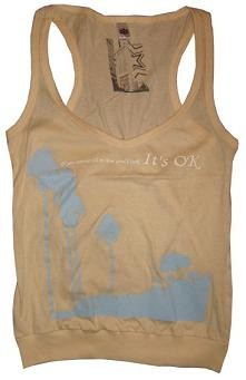 its ok - Tank Top - organic