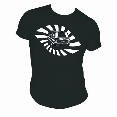 Lovebus - schwarz - Shirt