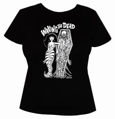Waking the Dead - Girls Shirt  - schwarz