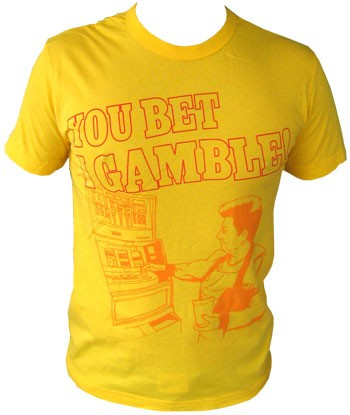 VintageVantage - You bet Shirt