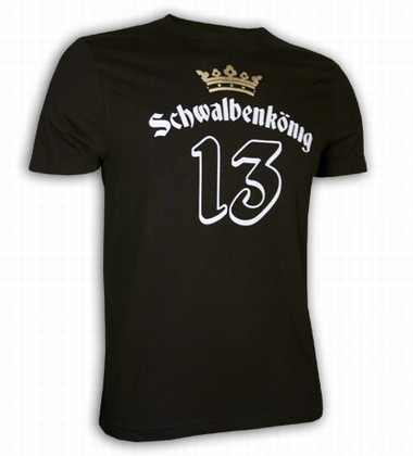 Fussball Shirt - Schwalbenkönig