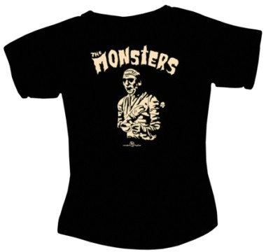 The Monsters - Mumie - Girl Shirt