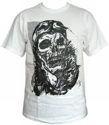 Kamikaze - White - Men Shirt