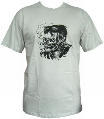Smoke Kills - Grey - Men Shirt